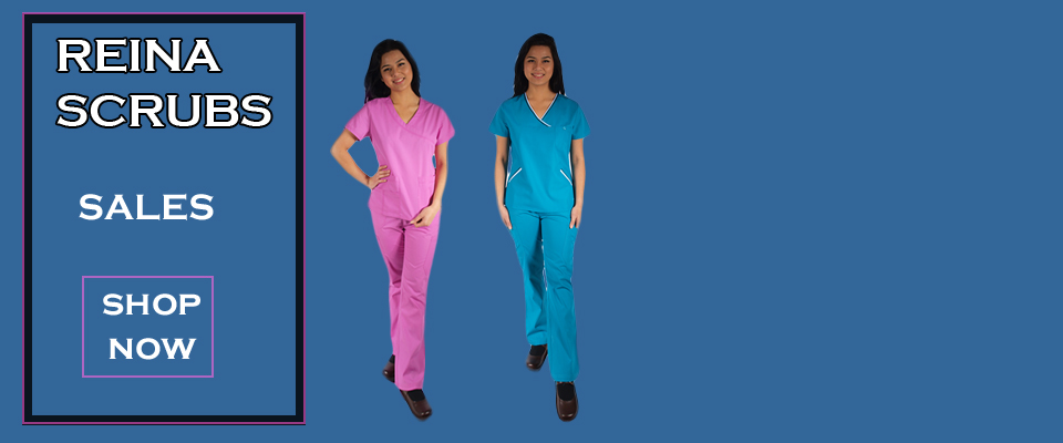 Reina Medical Uniforms Free Shipping